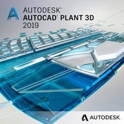 autocad plant 3d 2019 badge 256ppx opt