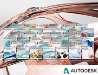 Autodesk CAD Software