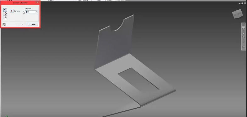 Sheet Metal Snippet