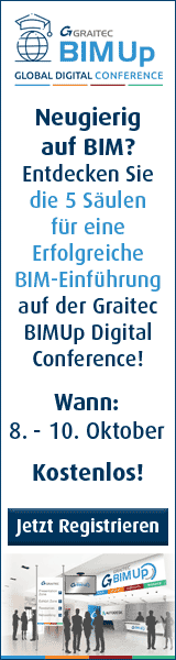 BIMUp Global Digital Conference Side Banner
