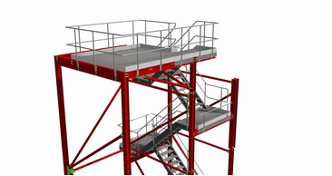 Advance Steel Platform